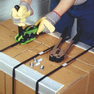 Tensor e alicate para fita de cintar