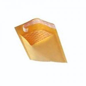 Envelopes Almofadados Castanho Bolha de Ar 220x340MM Nr. 6K (100Un)